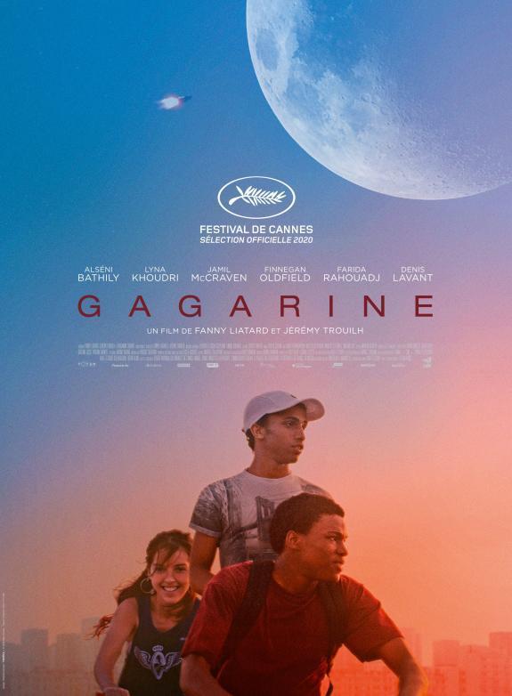 Gagarine poster