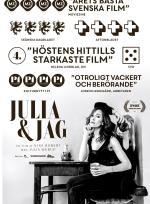 Julia&Jag (Sv. txt) poster